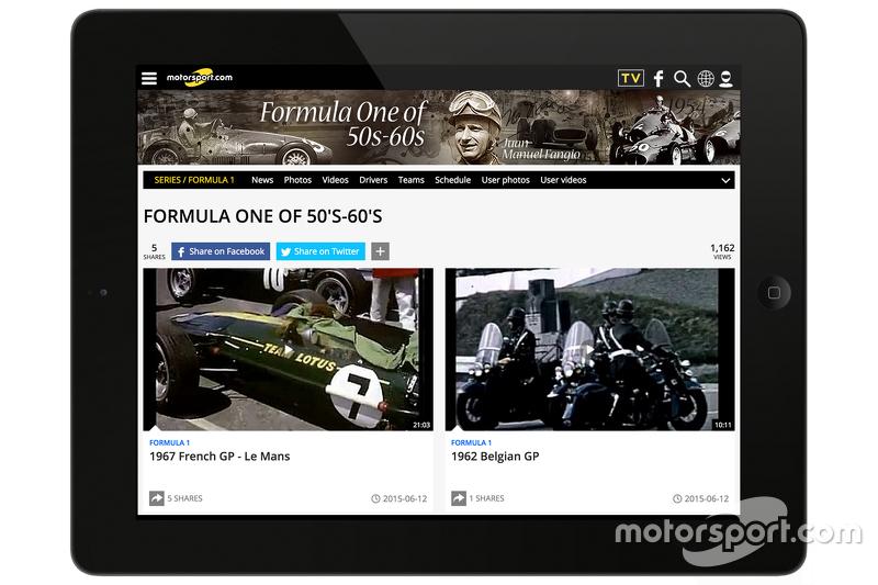 Motorsport.com - гоночні фанати.TV скріншот