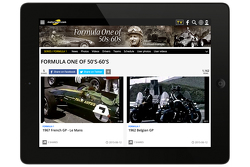 Motorsport.com - Racefans.TV screen shot