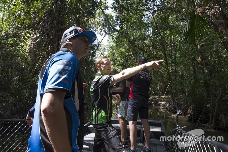 Чез Мостерт, Prodrive Racing Australia Ford та Девід Рейнолдс, Rod Nash Racing Ford