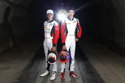 Marvin Kirchhofer, ART Grand Prix y Esteban Ocon, ART Grand Prix