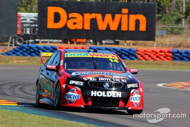 Fabian Coulthard, Brad Jones Racing, Holden