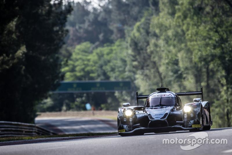 #30 Extreme Speed Motorsports, Ligier JS P2: Scott Sharp, David Heinemeier Hansson, Ryan Dalziel
