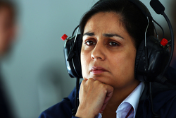 Monisha Kaltenborn, Sauber-teambaas
