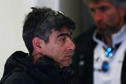Peter Prodromou, McLaren Ingeniero Jefe