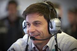 Toto Wolff, Mercedes AMG F1 Team