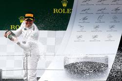 Juara balapan, Nico Rosberg, Mercedes AMG F1 Team