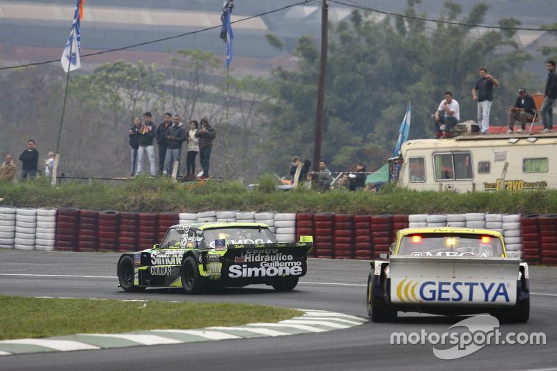 Mauro Giallombardo, Maquin Parts Racing Ford ve Omar Martinez, Martinez Competicion Ford