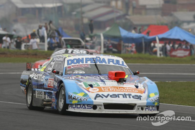 Martin Ponte, RUS Nero53 Racing Dodge, dan Jose Manuel Urcera, JP Racing Torino