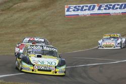 Omar Martinez, Martinez Competicion Ford, dan Matias Rossi, Donto Racing Chevrolet, dan Mauricio Lam