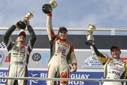 Podium: 1. Mariano Werner, Werner Competicion, Ford; 2. Juan Pablo Gianini, JPG Racing, Ford, und 3. Omar Martinez, Martinez Competicion, Ford