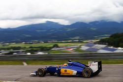 Raffaele Marciello, Sauber C34 Test e Reserve Driver