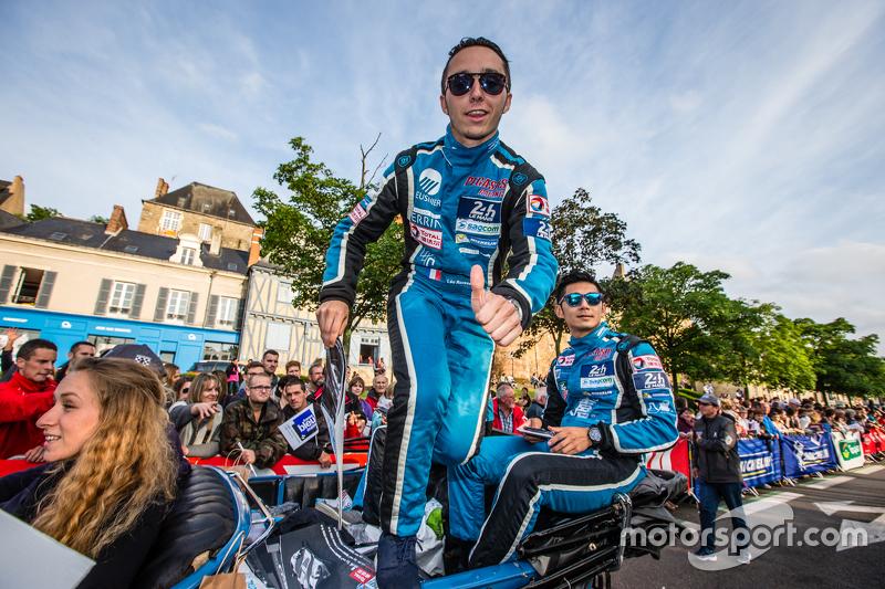 #29 Pegasus Racing, Morgan LM P2: Leo Roussel und Ho-Pin Tung