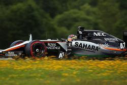 Паскаль Верляйн, Sahara Force India F1 VJM08