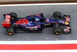Marco Wittmann, Scuderia Toro Rosso STR10 testrijder