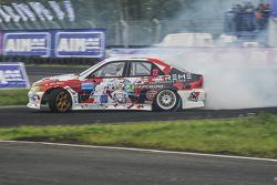Александр Кизилов, Lexus is200 во время квалификации