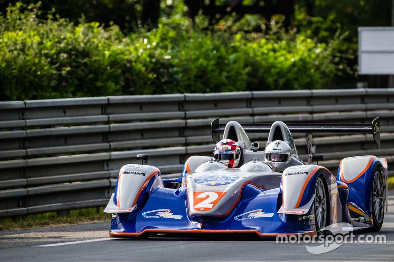Demo lap: Proto Pescarolo Le Mans