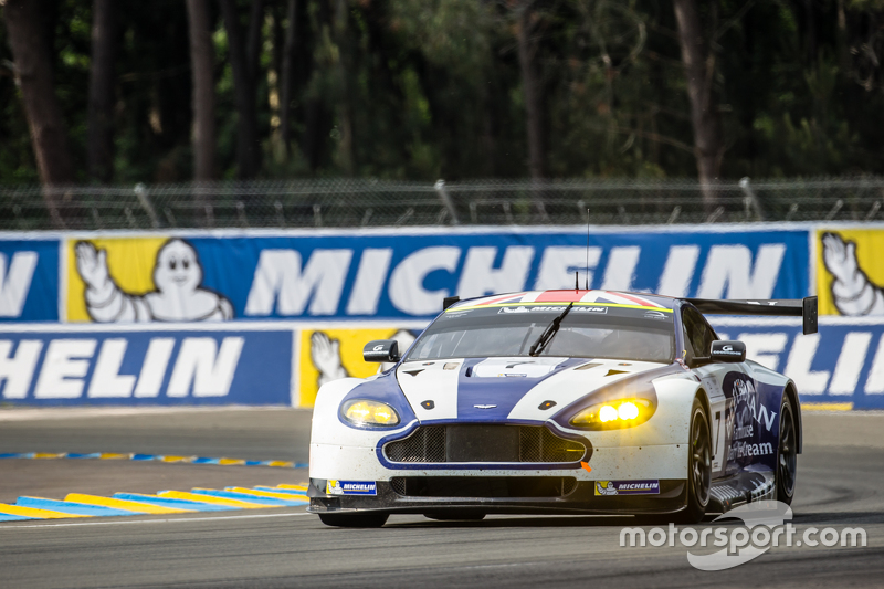 #7 Beechdean AMR GT2: Andrew Howard, Liam Griffin