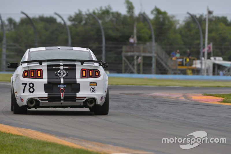 #78 Racers Edge Motorsports, Ford Mustang 302R: Chris Beaufait, Bob Michaelian