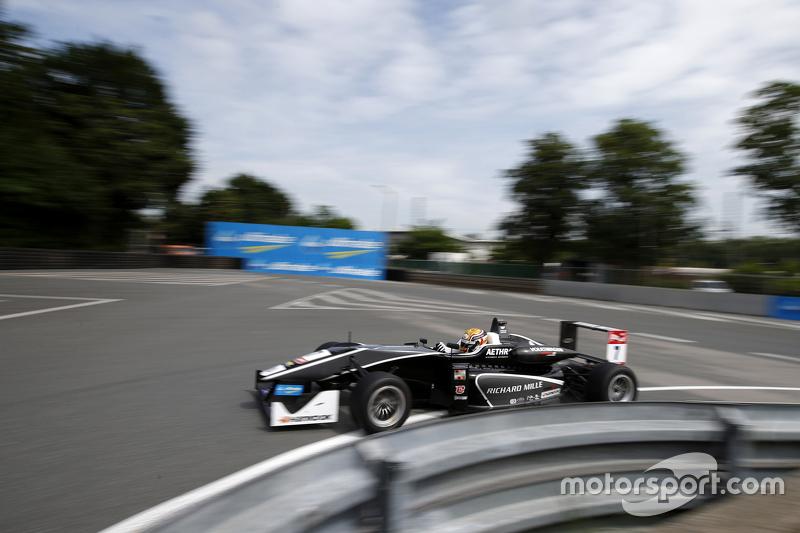#7 Charles Leclerc, Van Amersfoort Racing, Dallara Volkswagen