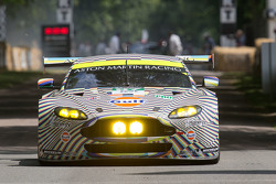 Aston Martin V8 Vantage GTE Art-Car