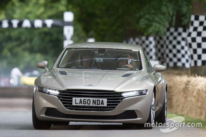 Aston Martin Lagonda Taraf At Goodwood Festival Of Speed
