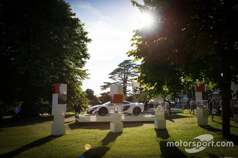 McLaren, Display