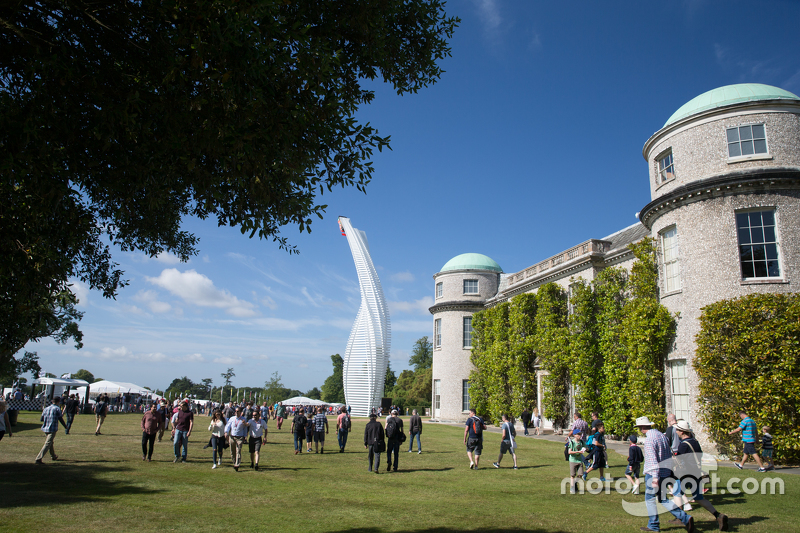 Goodwood overview