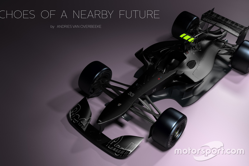 Concepto F1 Red Bull
