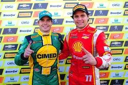 Marcos Gomes y Valdeno Brito