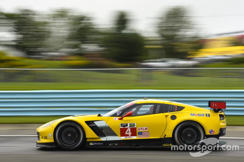 #4 Corvette Racing, Chevrolet Corvette C7.R: Oliver Gavin, Tommy Milner