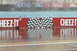 Regen in Watkins Glen