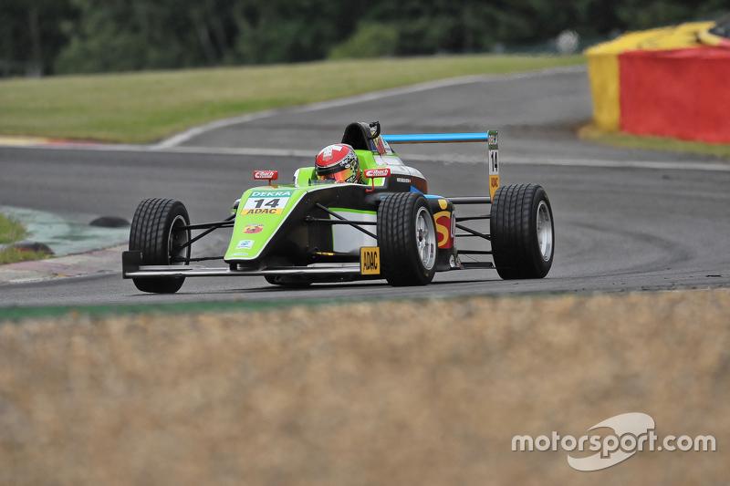 Moritz Mueller-Crepon, Jenzer Motorsport at Spa-Francorchamps