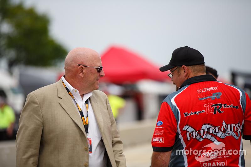 Scott Bove, Präsident/Geschäftsführer der Pirelli World Challenge