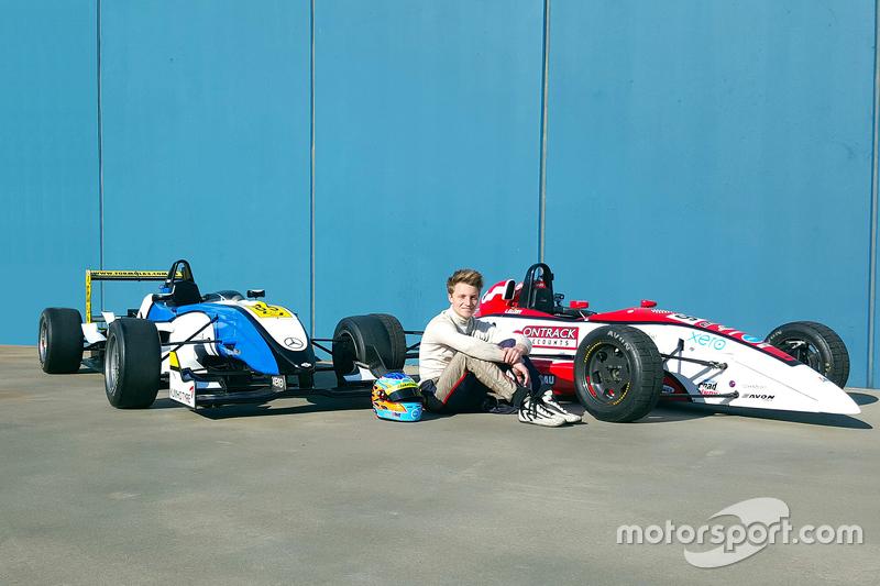 Luke Ellery to race both Australian Formula 3, dan Australian Formula Ford di same weekend at Sydney