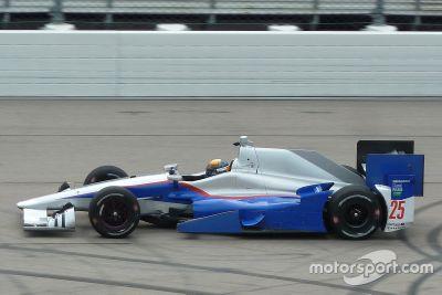Secondo test di Matthew Brabham (Andretti Autosport)