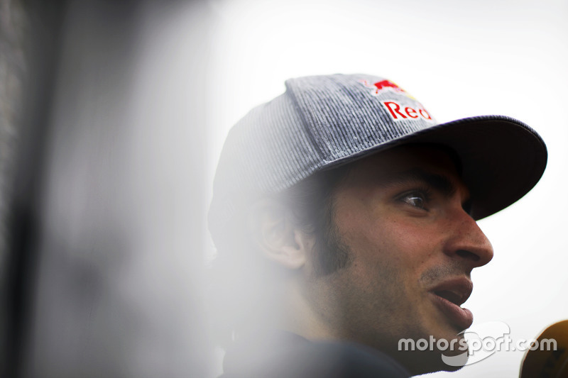 Carlos Sainz Jr., Scuderia Toro Rosso.