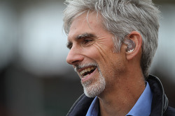 Damon Hill, Presenter Sky Sports