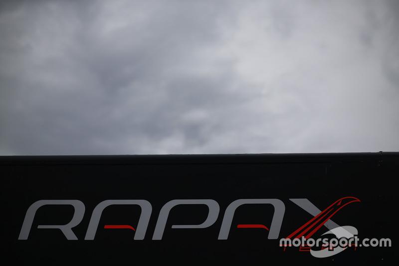 Rapax, Logo