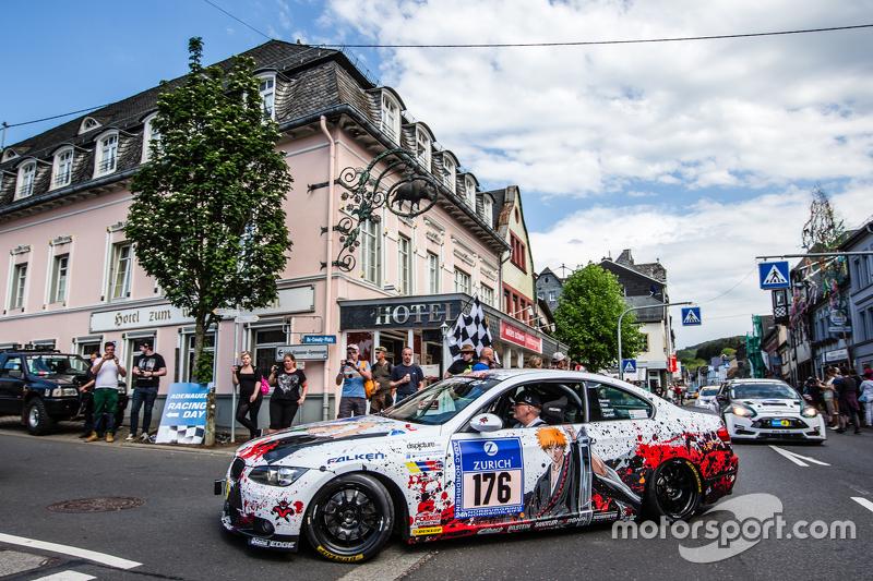 #176 Sorg Rennsport, BMW 330i Coupé
