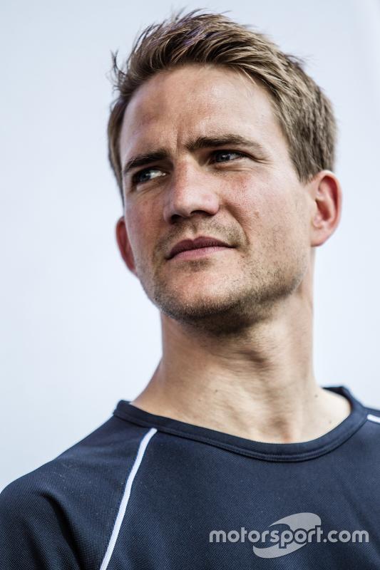 #19 Schubert Motorsport, BMW Z4 GT3: Dirk Werner