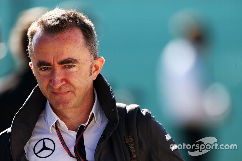 Падді Лоу, Mercedes AMG F1 Виконавчий директор,
