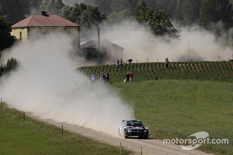 Andreas Mikkelsen dan Ola Floene, Volkswagen Polo WRC, Volkswagen Motorsport