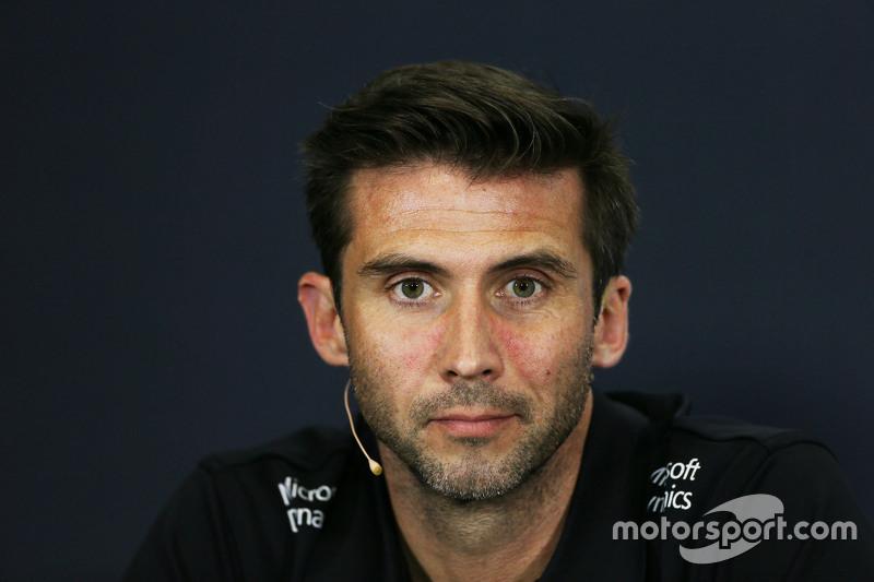 Matthew Carter, Lotus F1 Takımı CEO'su FIA Basın Konferansında