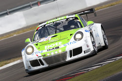 #92 Team Manthey Porsche 911 GT3 Cup: Richard Lietz, Michael Christensen, Christoph Breuer