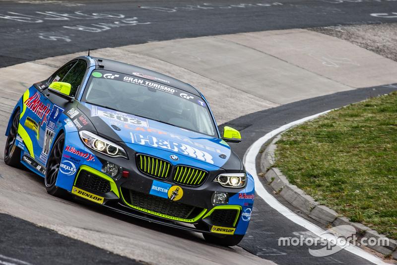 #303 Team Scheid-Honert Motorsport, BMW M235i Racing: Michael Schrey, Max Partl, Uwe Ebertz, Jörg Weidinger