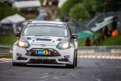 #119 Ford Focus: Patrick Pill, Marcel Willert