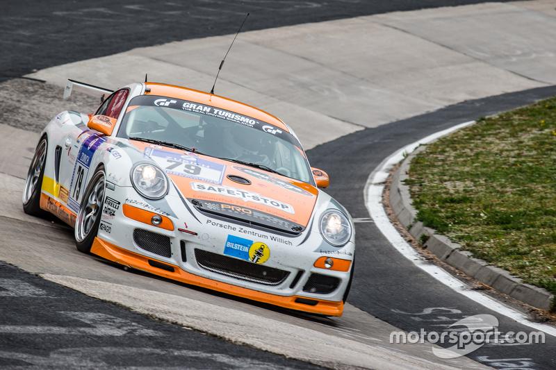 #79 Prosport Performance Porsche Cayman R: Klaus Bauer, Richard Gartner, Moritz Kranz, Andreas Patzelt