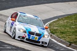 #190 Aesthetic Racing BMW 325i E90: Heinz-Jürgen Kroner, Petra Baecker