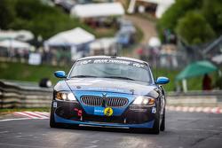 #181 BMW Z4: Ruben Salerno, Jorgé Cersosimo, Henry Martin, Alexjvero Chawan