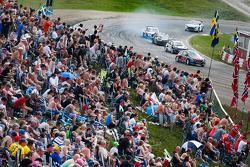 6 этап чемпионата мира по ралли-кроссу. Швеция.
